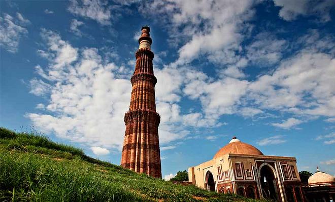 qutub minar inmarathi