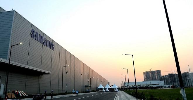 samsung factory noida inmarathi