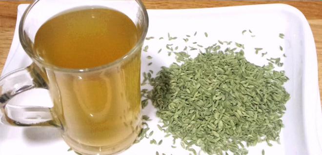 saunf tea inmarathi