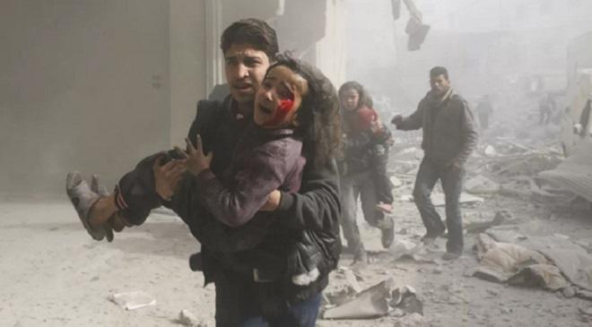 syria war inmarathi