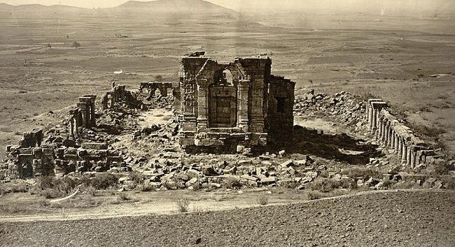 temple demolish inmarathi