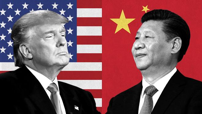 trump on china inmarathi