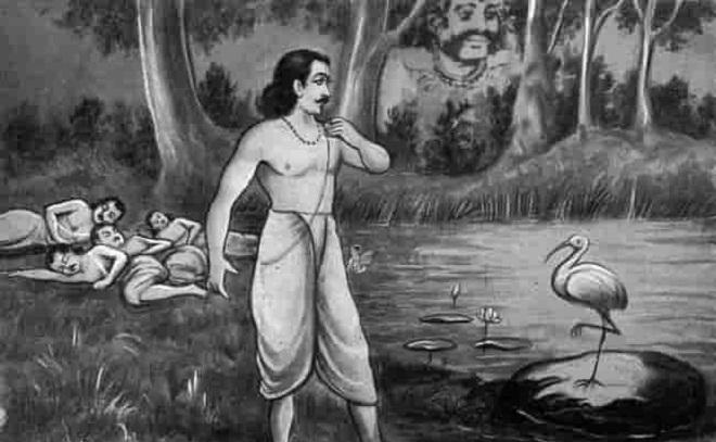 yaksh yudhishthir sanvad inmarathi 1
