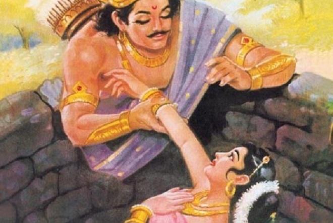 yayati devyani inmarathi