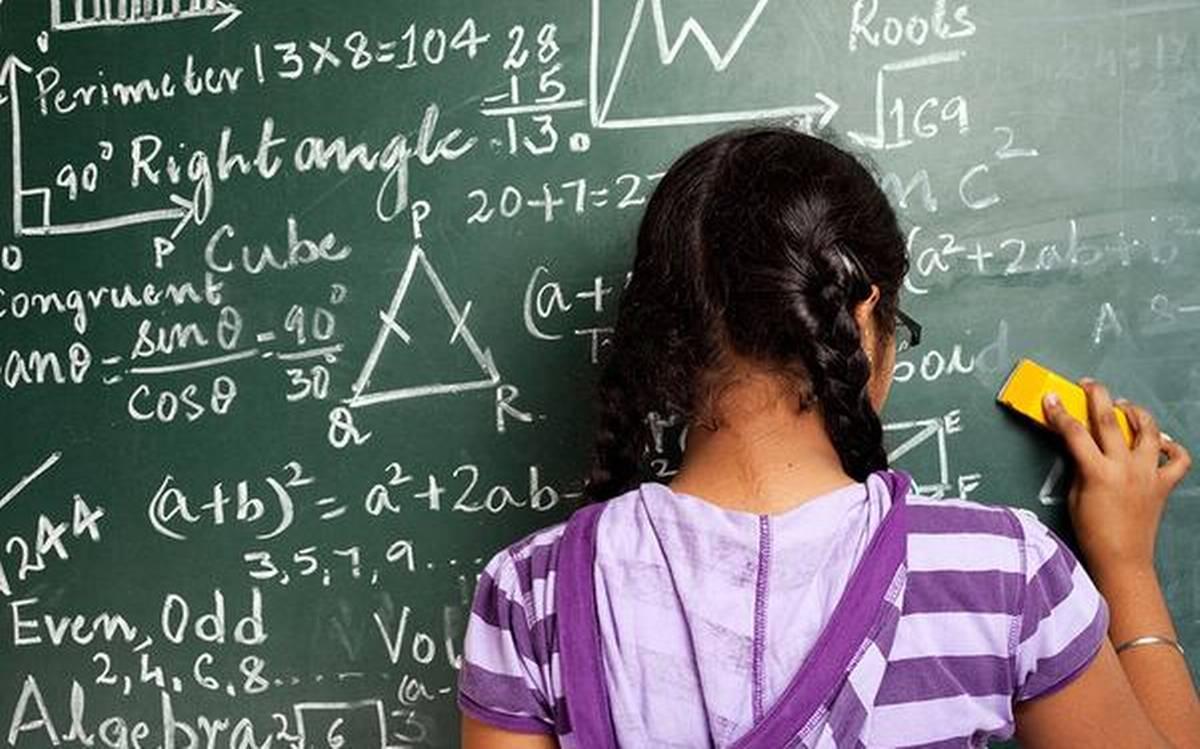 Maths anxiety 3 InMarathi