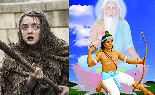 arya and eklavya inmarathi