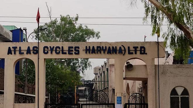atlas cycle haryana inmarathi
