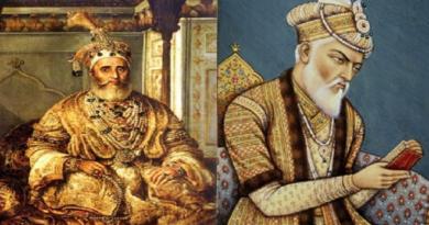 aurangzeb inmarathi