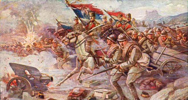 bulgaria battle inmarathi