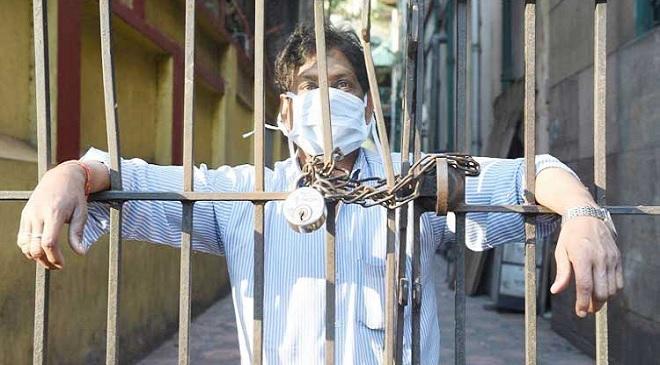 corona lockdown inmarathi