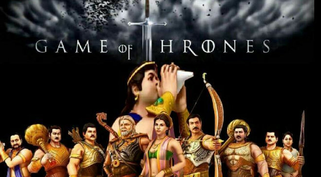 got and mahabharat featured inmarathi