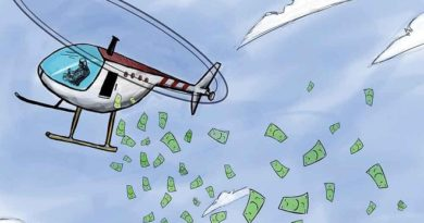 helicopter money inmarathi