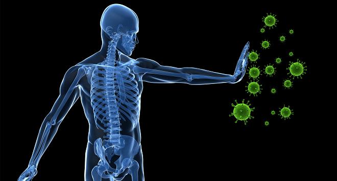 immune system inmarathi