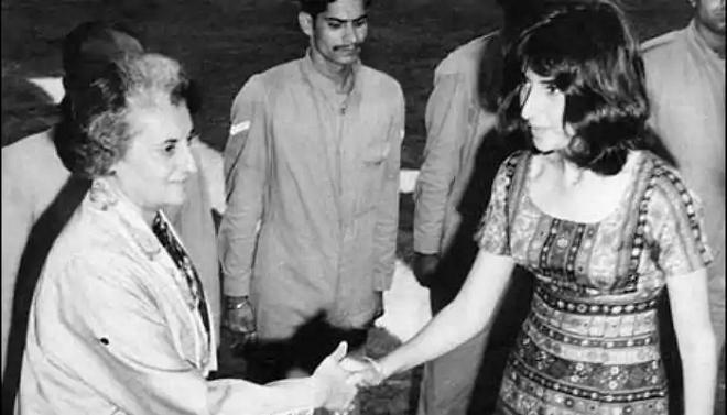 indira gandhi benazir bhutto inmarathi