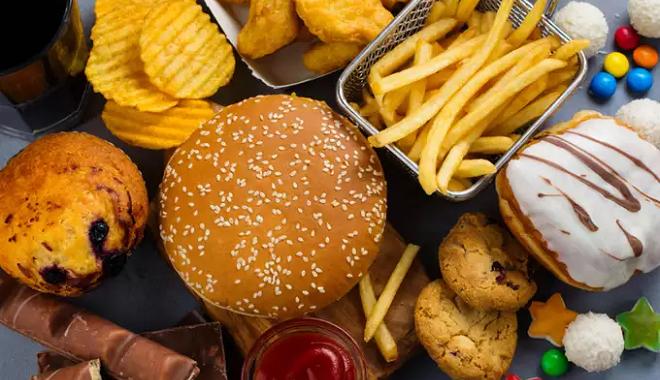 junk food inmarathi