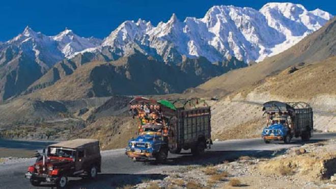 karakoram highway inmarathi