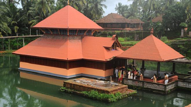 kasargod temple inmarathi