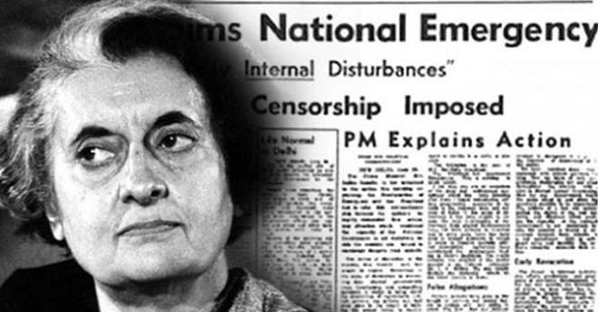 national emergency inmarathi