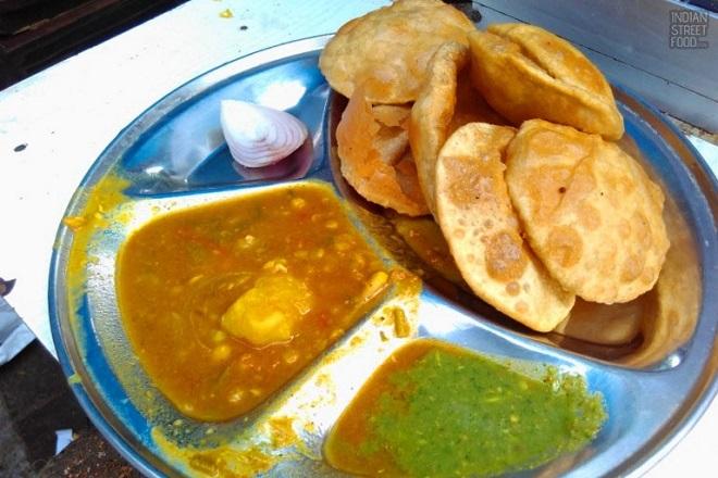 puri bhaji inmarathi