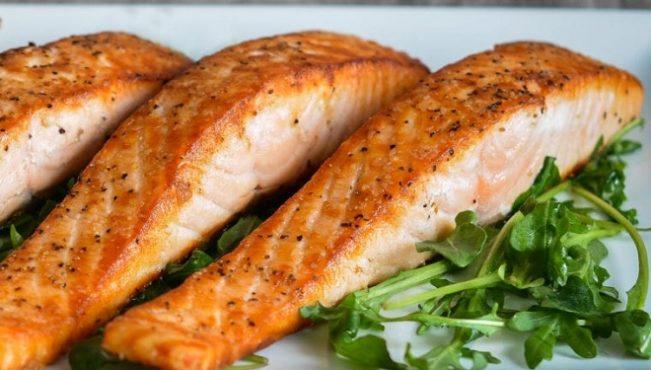 salmon inmarathi