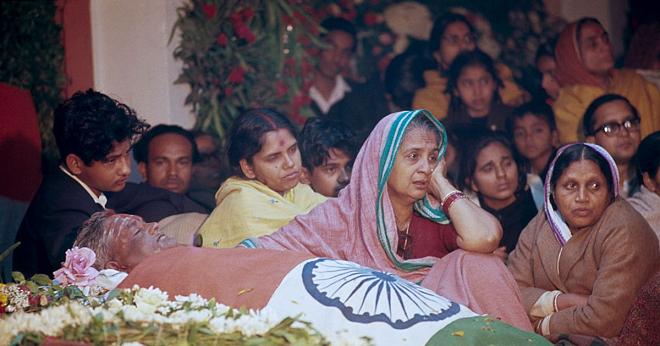 shastri death inmarathi