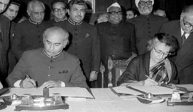 shimla agreement inmarathhi
