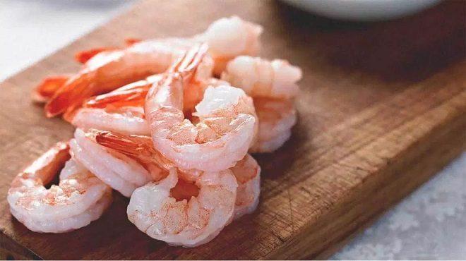 shrimp inmarathi