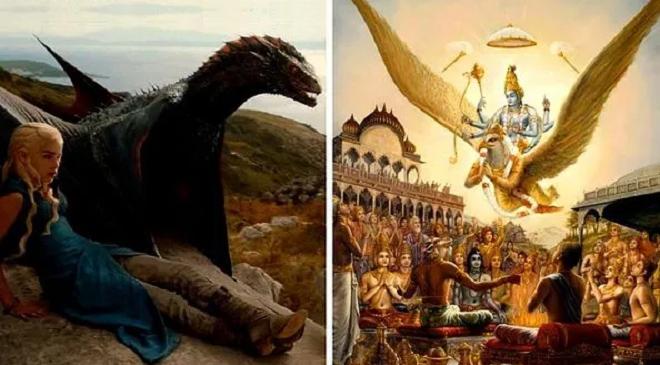 similarities between got and mahabharat inmarathi