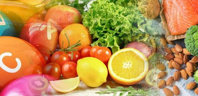 vitamins inmarathi