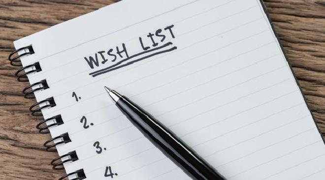 wish list inmarathi