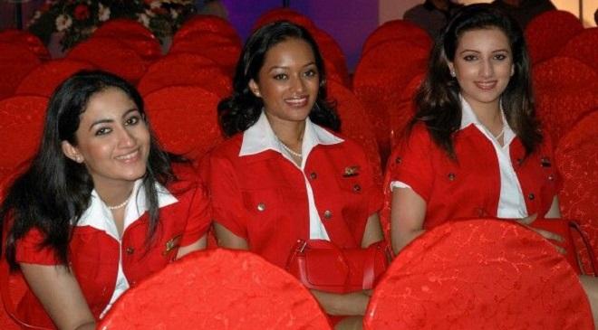 AirHostess profession InMarathi