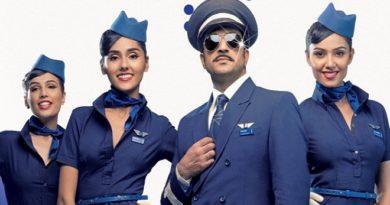 Glamourous Air Crew InMarathi