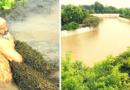 """अख्खी नदी प्रदूषणमुक्त करणाऱ्या या """"इको बाबा"""" सारखं प्रत्येकाने व्हायला हवं…पण…!"""