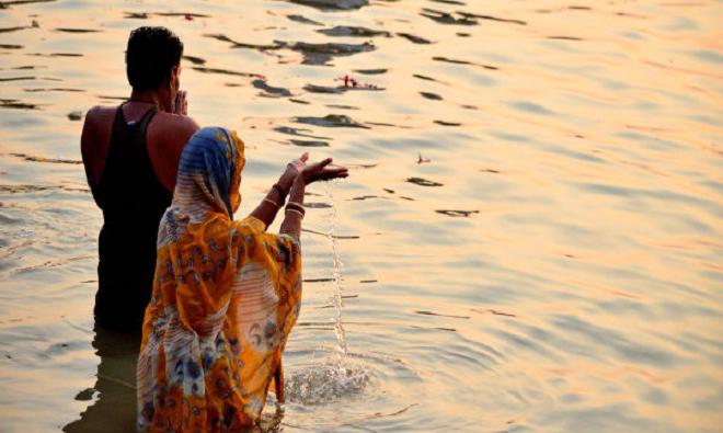 bath after funeral inmarathi