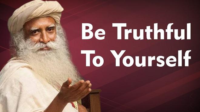 be truthful inmarathi