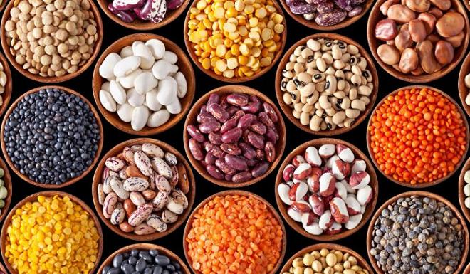 beans and grains inmarathi