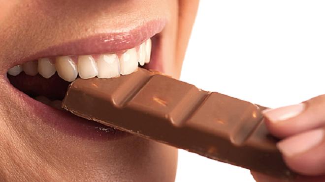 chocolate for teeth inmarathi
