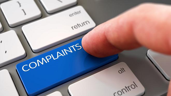 complaints inmarathi