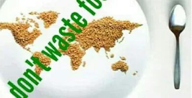 dont waste food inmarathi