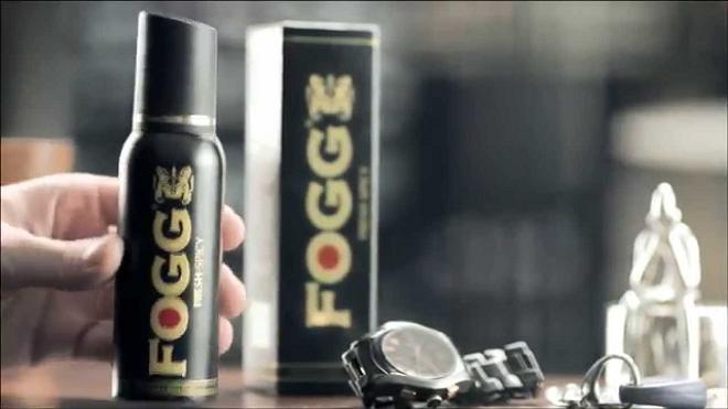 fogg spray inmarathi