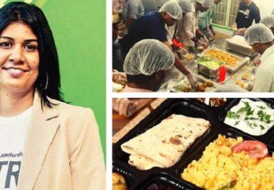 साधा पोळी-भाजीचा डबा विकून महिला कमावतेय महिन्याला ४५ लाख!! वाचा ही अनोखी कल्पना