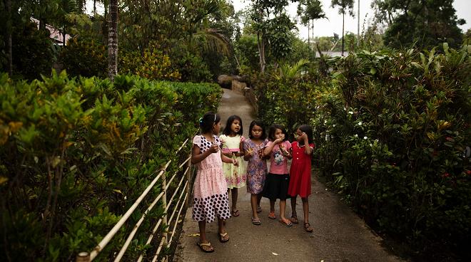 meghalaya people inmarathi