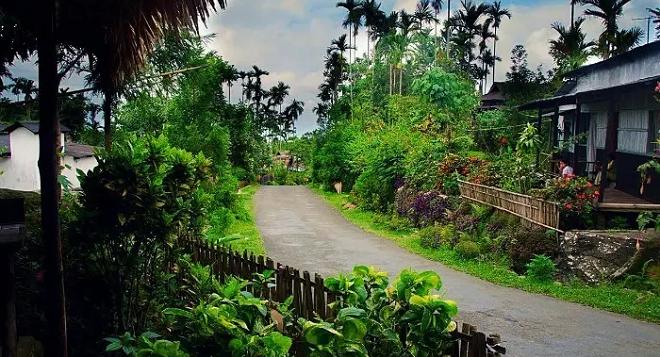 meghalaya village inmarathi