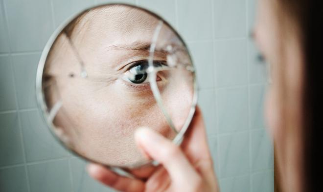 mirror break inmarathi