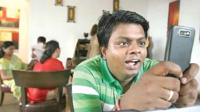 mobile addiction inmarathi