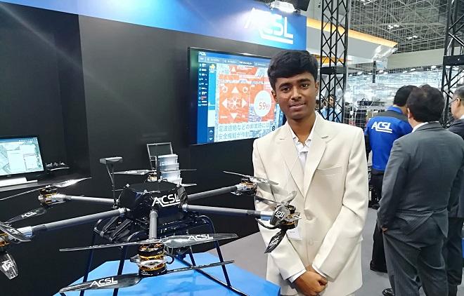 n prathap drone inmarathi1