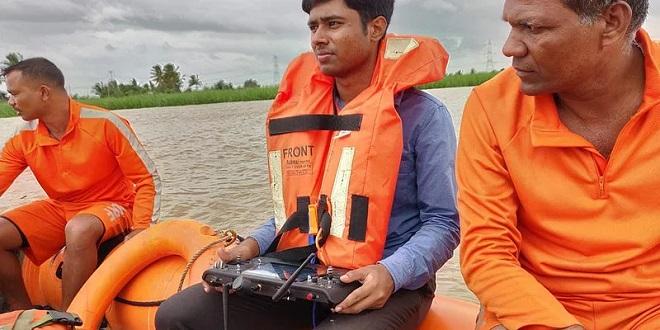 n prathap drone inmarathi4