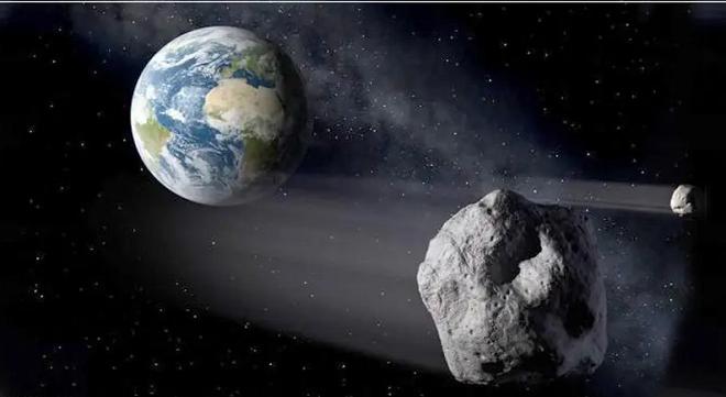 nasa asteroids inmarathi
