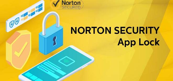 norton app lock inmarathhi