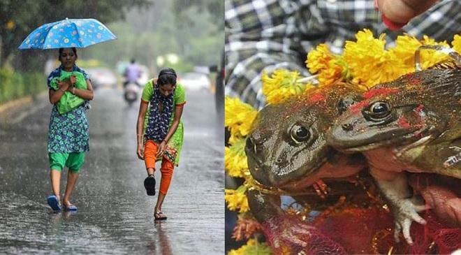 rain superstitions inmarathi